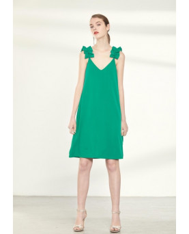 VESTIDO WILD PONY HOLLY VERDE