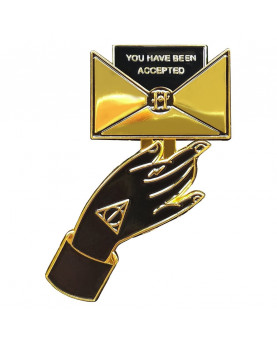 PIN YOU HAVE BEEN ACCEPTED