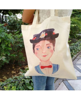 TOTE MARY POPPINS