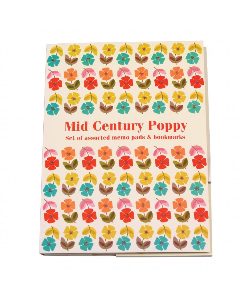MEMO MID CENTURY POPPY