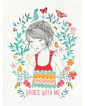 LAMINA LADY DESIDIA DANCE
