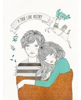 LAMINA LADY DESIDIA TRUE LOVE