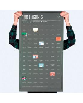 100 LUGARES QUE VISITAR ANTES DE MORIR