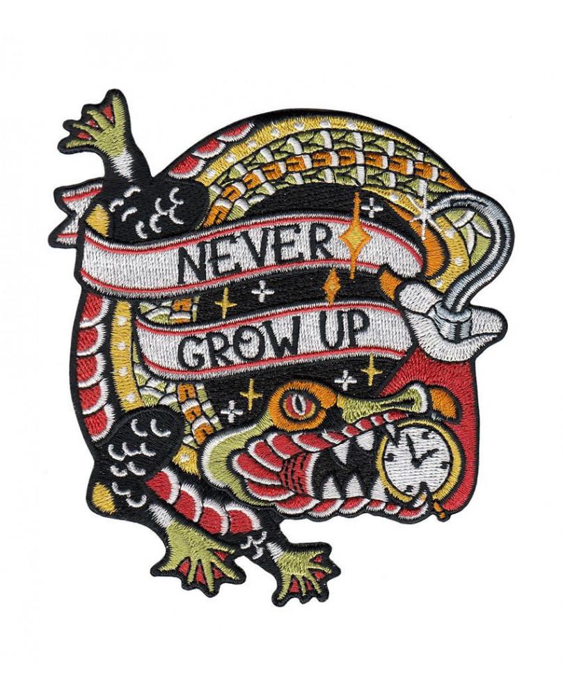 PARCHE NEVER GROW UP