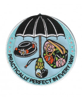 PARCHE PRACTICALLY PERFECT