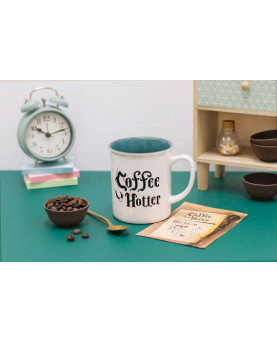 TAZA VINTAGE COFFE HOTTER