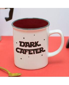 TAZA VINTAGE DARK CAFETER