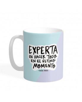 TAZA PEDRITA PARKER EXPERTA...
