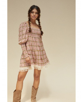 VESTIDO  MAGGIE SWEET HONEY