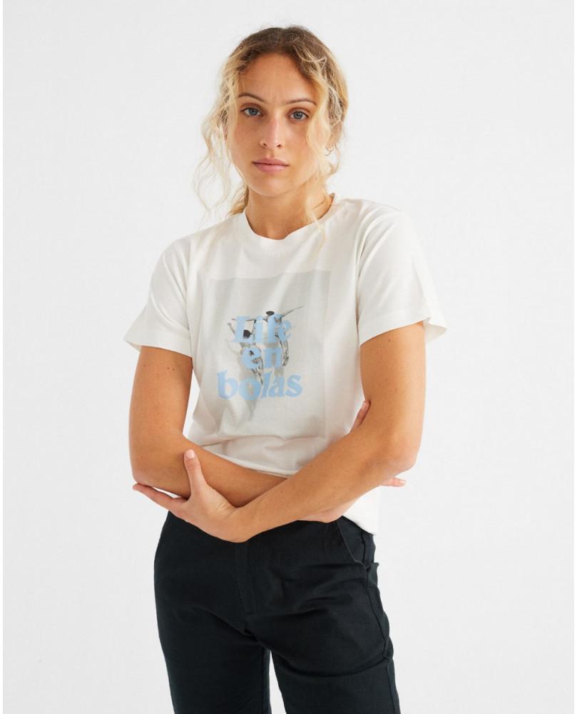Camiseta Life in bolas de Thinking Mu