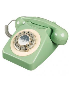 TELEFONO VINTAGE SWEDISH VERDE 746