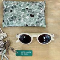Llaves 🔑 , gafas 🕶 , monedero 👛 , 😷 , gel 🧼 … lista para salir !     #hastaelñoco #llaverosconmensajes #gafasdesol #portatodo #complementoschulos #srtanaif #salamanca