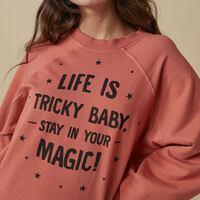 Stay in your magic, señorita!   Los sábados te esperamos de 11:00 a 14:30 ☺️  #sabado #vestidosudadera #life #hechoenespaña #salamanca
