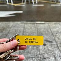 ☺️  #llaverosnihilistasydeamor #diminutocielo #cuidadeturareza #parecequesehaquedadobuenatarde