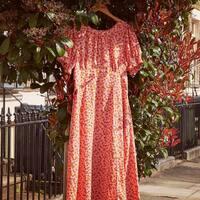 Nuevo vestido favorito 😍   #vintagesoul #biendeflores #midi #srtanaif #salamanca #buenosdiasseñoritas